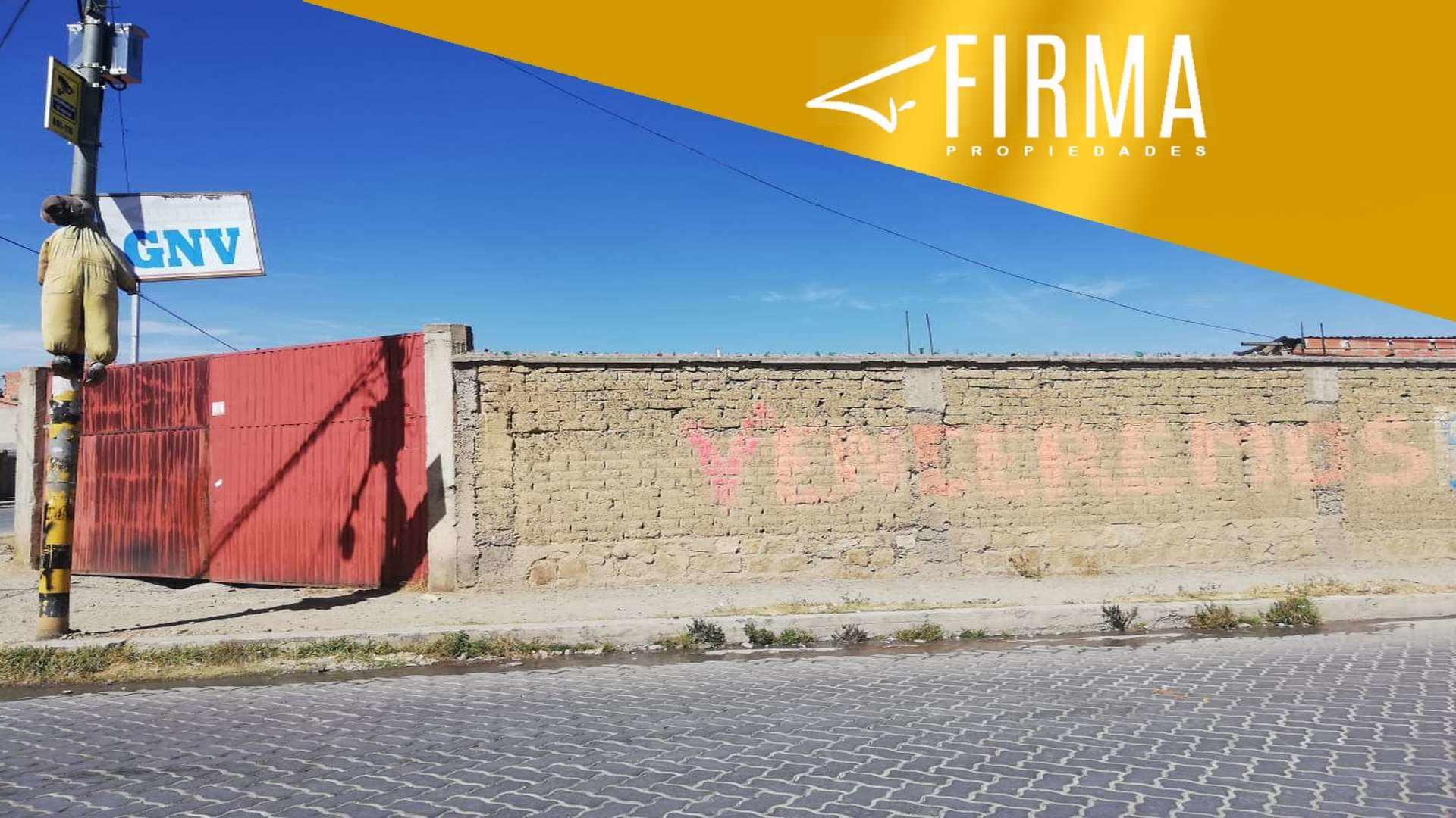 Terreno en Venta Compra tu Terreno en El Alto Foto 4