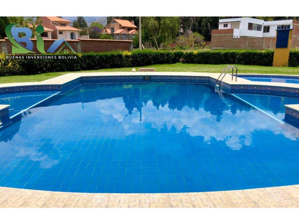 Terreno en Venta LOTE CONDOMINIO 520M2 PROX. HOTEL REGINA TIQUIPAYA Foto 11