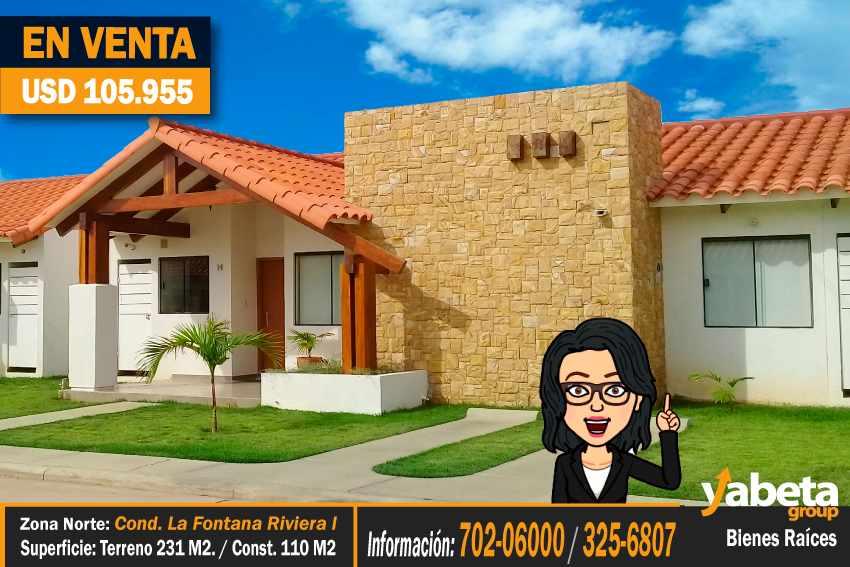 Casa en Venta Hermosa Casa Equipada en Condominio Fontana La Riviera 1  Foto 2